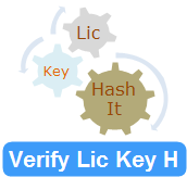 Verify Lic Key Offline